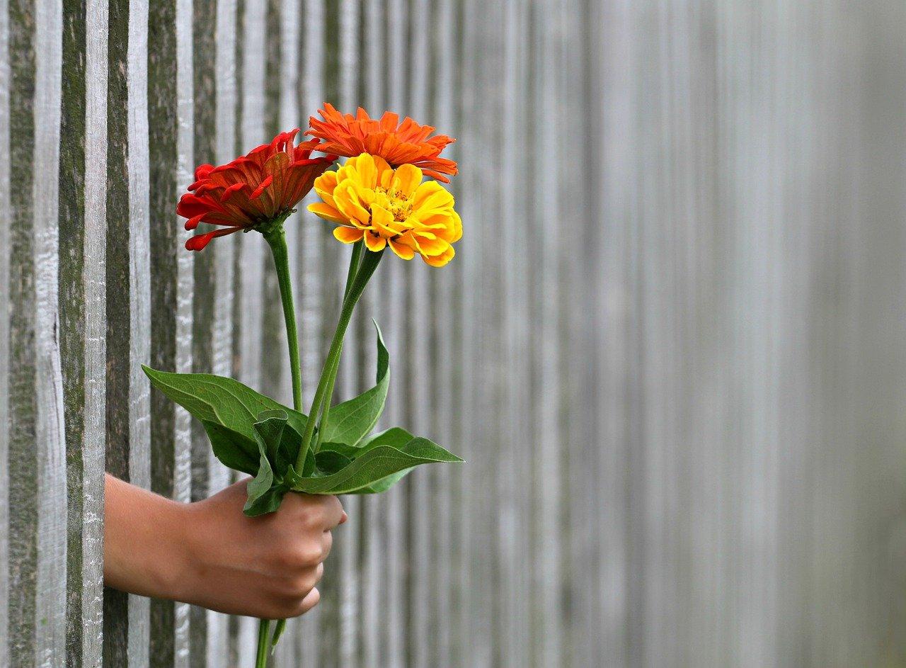 Как подарить цветы любимому человеку. Доставка цветов Хмельницкий